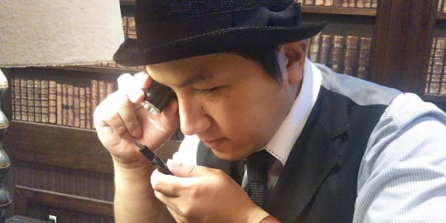 「万年筆研究所」〜ペン先研磨入門〜