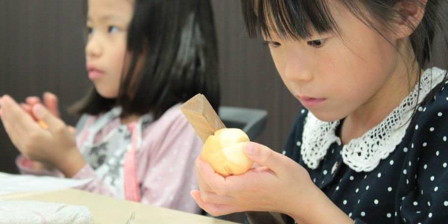 老舗若旦那に学ぶ 秋の和菓子づくり