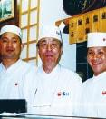 こだわり寿司職人の技を体験 案内人