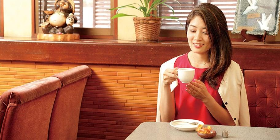 昭和レトロ喫茶探訪